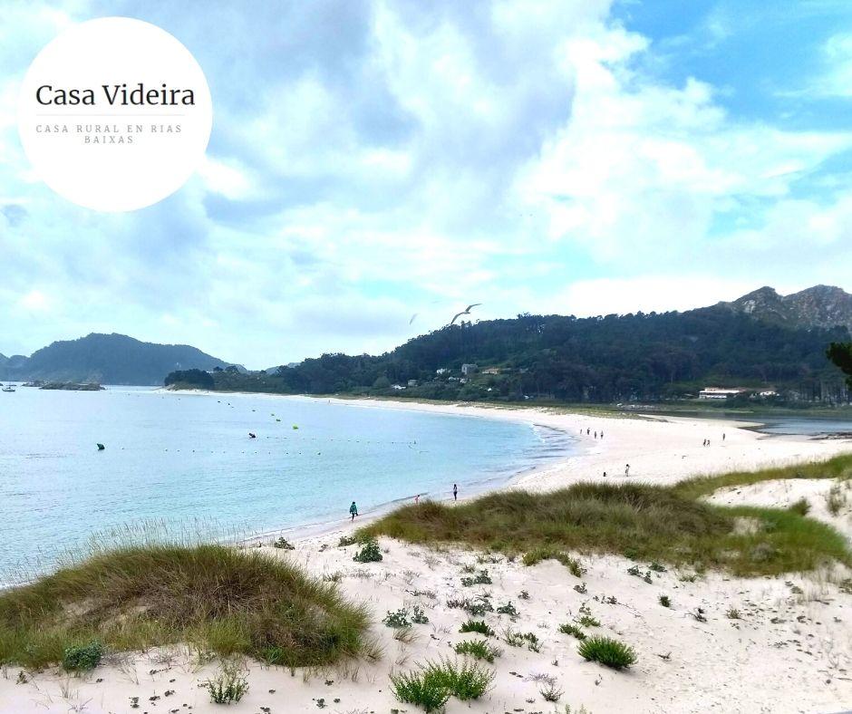 Islas Cíes Casa Videira una serie de experiencias en Galicia